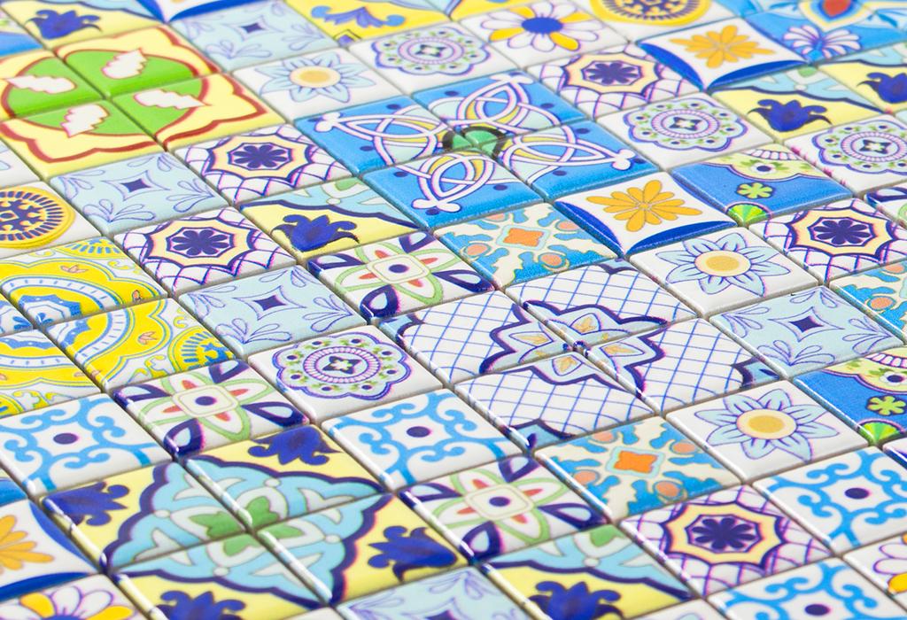 malla-mosaico-azul-textura-bd