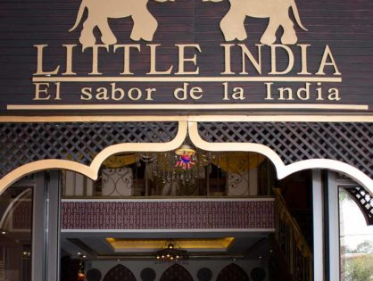 Restaurante Little India