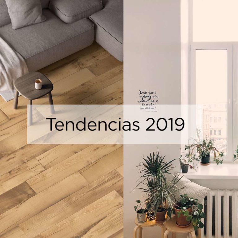 ¿Qué tendencias en decoración de interiores tendremos este 2019?